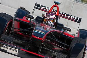 Formula E Practice report Sarrazin tops first practice at Battersea Park