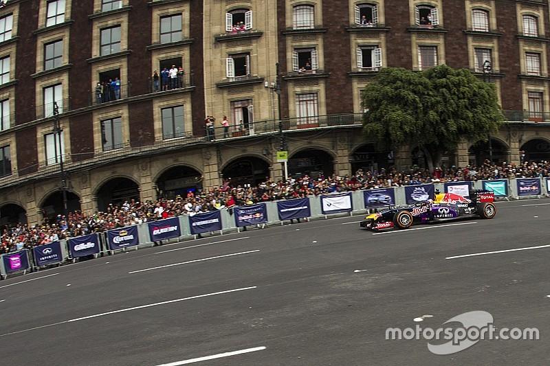 Vibran las calles mexicanas con los Red Bull