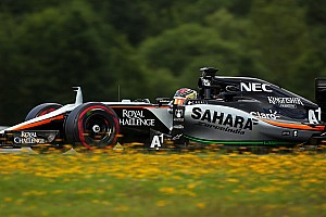 Force India says it has already exceeded expectations