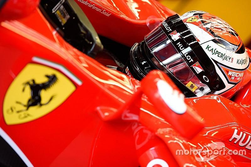 A Räikkönen le gustaría ganar en Silverstone