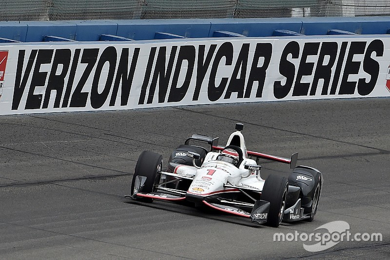 Por críticas e empurrão, Will Power é punido pela Indy