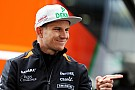 Hulkenberg evaluating his options amid Ferrari link