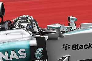 Mercedes reprimanded for Rosberg incident