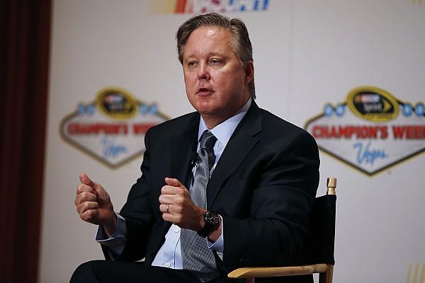 NASCAR Chairman and CEO Brian France speaks out on Daytona crash