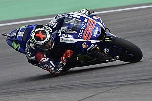 Yamaha starts action at Sachsenring