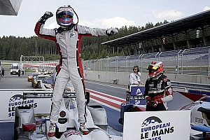 European Le Mans Race report Spielberg ELMS: JOTA Sport takes title lead with victory