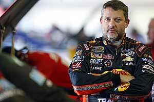 NASCAR Sprint Cup Interview Tony Stewart searches for balance -- on and off the track