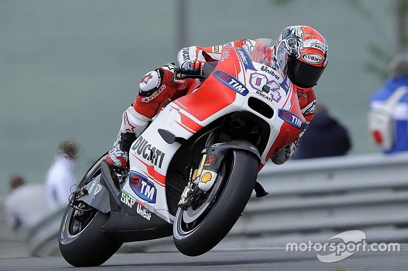 Para Dovizioso, Ducati arrancó el año