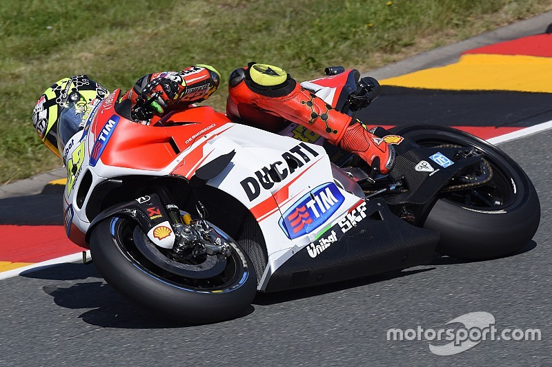 Ducati Team conclude two days of testing at Misano