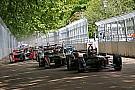 Formula E comparisons with F1