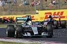 Double points finish for the Silver Arrows in dramatic Hungarian GP