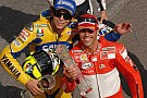 Rossi favourite to secure MotoGP title, says Capirossi