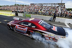 NHRA Preview Four-time Pro Stock World Champion Greg Anderson relishes chance to perform at Sonoma