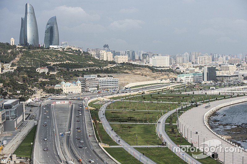 Circuito do Azerbaijão está próximo de ser homologado pela FIA