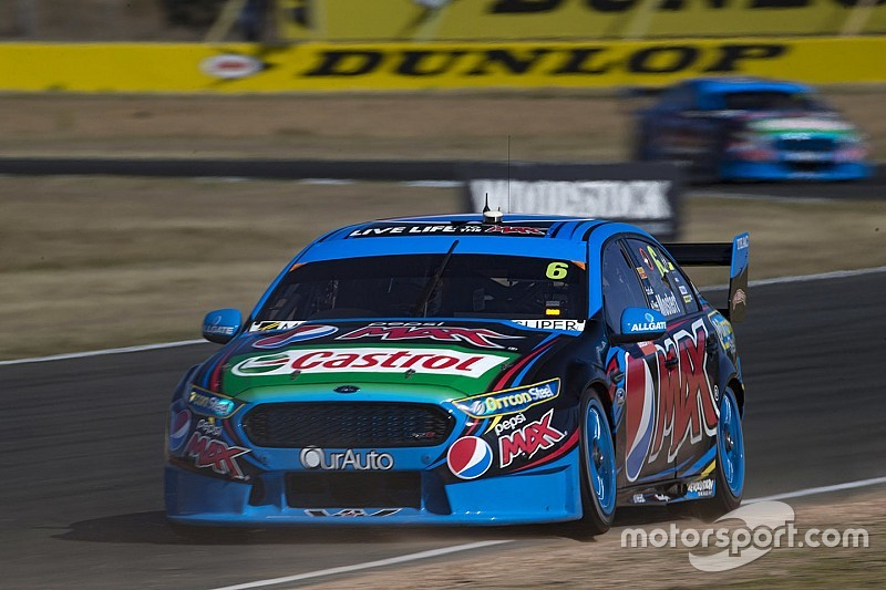 Mostert leads pre-qualifying practice