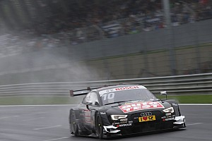 DTM Breaking news Scheider disqualified after