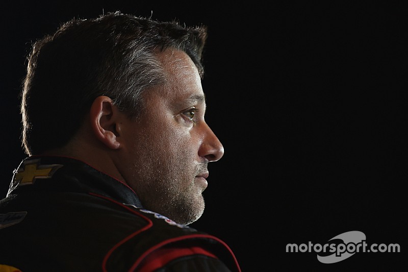 Back on track: Stewart hopes to carry momentum to Watkins Glen