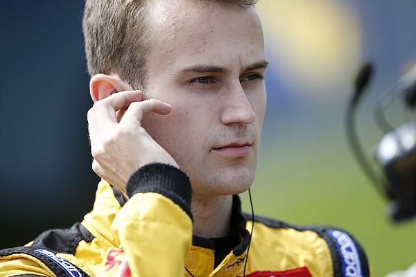 F3 driver Tveter gets surprise Formula E test