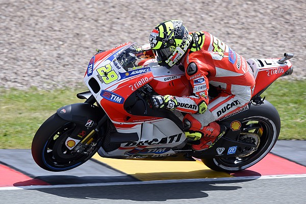 Iannone rules out surgery before the end of the season