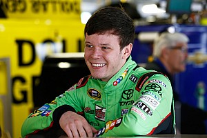 Erik Jones is moving on up