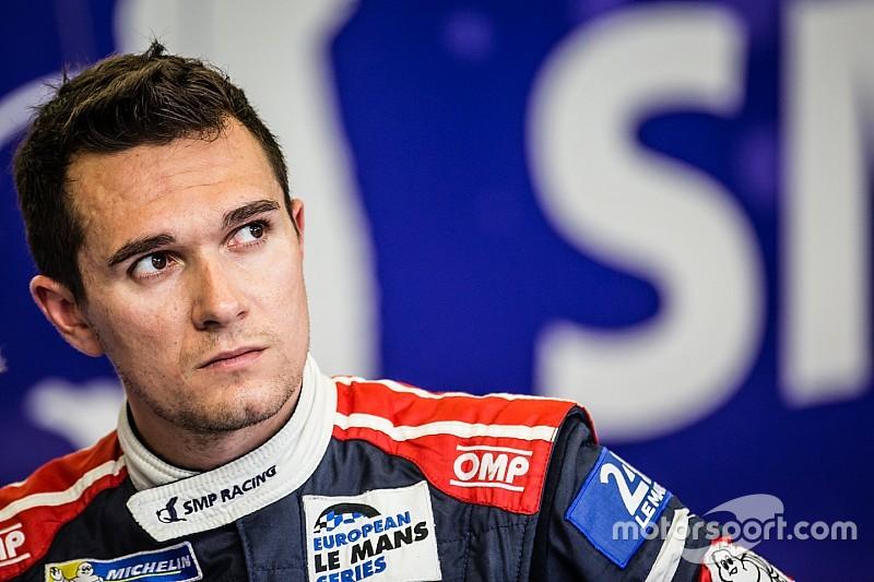 Aleshin regresará a la IndyCar en Sonoma