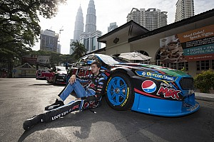 Mostert wins opening Malaysian V8 race