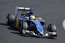 Sauber va a elevar su nivel con las mejoras, dice Ericsson