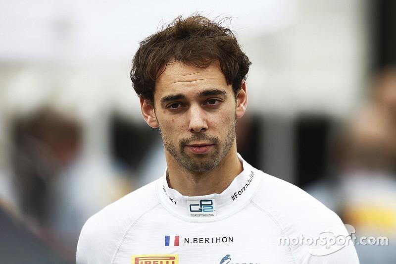 GP2 racer Berthon gets Formula E test chance