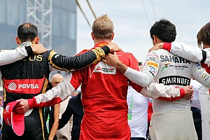 Formula 1 Breaking news F1 drivers more united on safety since Bianchi crash