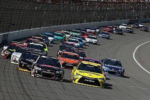 Own your rules package, NASCAR