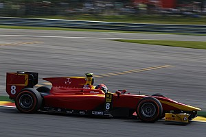 GP2 Race report Spa GP2: Rossi leads home King for first win of 2015