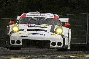 Tandy, Pilet lead Porsche victory at Virginia International Raceway