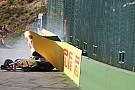GP3 Piloto da GP3 critica organização após ser atingido por pneu