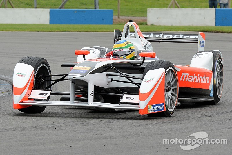 Video, Donington con Bruno Senna
