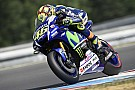 Rossi riding as well as ever, says Jarvis