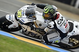 Crutchlow signs two-year LCR Honda extension