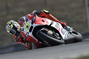Iannone set to race revised Ducati at Silverstone