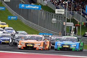 Little reward for fast Audi RS 5 DTM cars