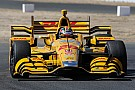 Hunter-Reay leads the way in Saturday Sonoma practice