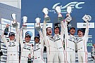 Porsche takes dominating 1-2 on home turf
