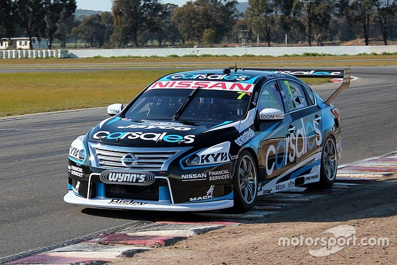 Buncombe makes V8 return at Winton – includes video
