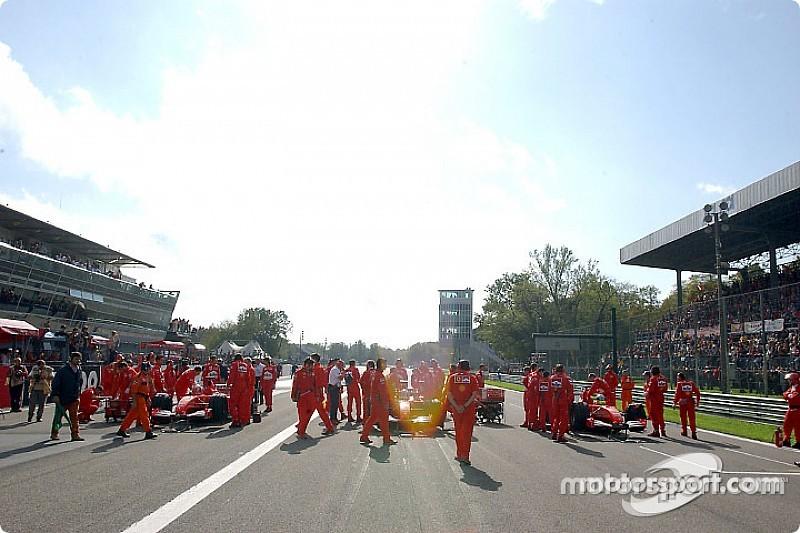 Directivo italiano cree que puede salvarse el GP de Monza