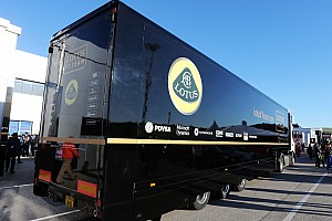 Lotus confirms F1 trucks are on way to Monza