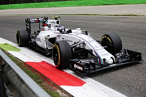 Formula 1 Qualifying report Massa qualified fifth and Bottas sixth for tomorrow's Italian GP