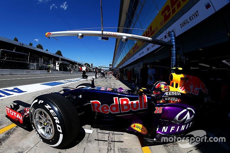 Red Bull y Toro Rosso tal vez no usen la actualización de Renault