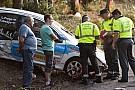 Estables, los heridos en el rally A Coruña