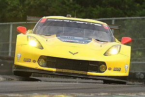 IMSA Special feature Jan Magnussen: We don't feel we're racing on an equal footing