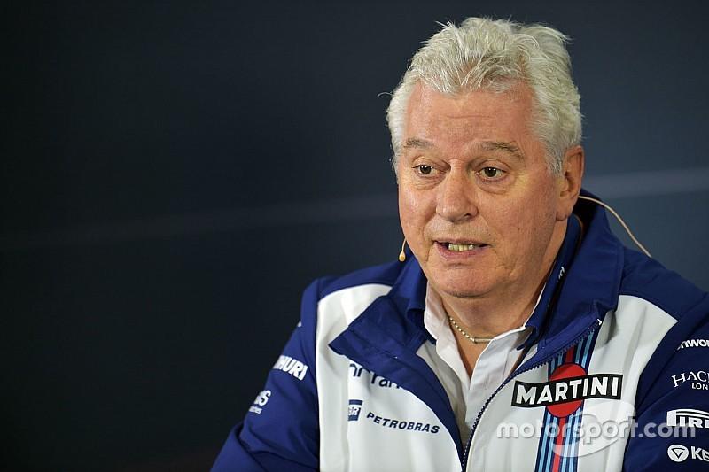 Chefe da Williams acredita que equipe está a 1% das vitórias