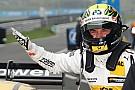 Oschersleben DTM: Ex-F1 driver Glock claims maiden pole