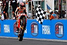 "Marquez hails ""correct strategy"" as key to fourth win"